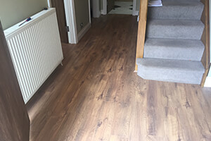 Carpentry for flooring