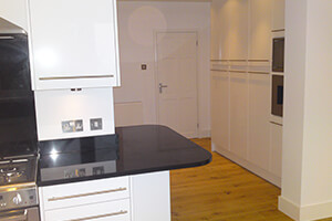 High quality kitchen carpentry services