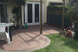 Garden decking and carpentry services